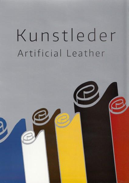 Kunstleder Produktkatalog Meterware Muster Musterbestellung